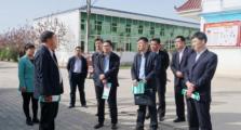农业农村部人力资源开发中心主任胡义萍一行到种苗集团调研