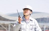 工地上的大忙人——记北京建工集团北京新机场航站楼指廊工程项目总承包部经理白恒宏