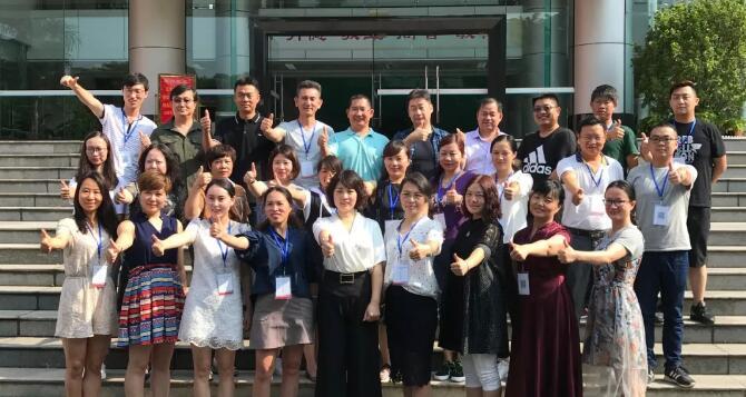 昆钢公司培训管理者培训在广东邮电职业技术学院圆满落幕